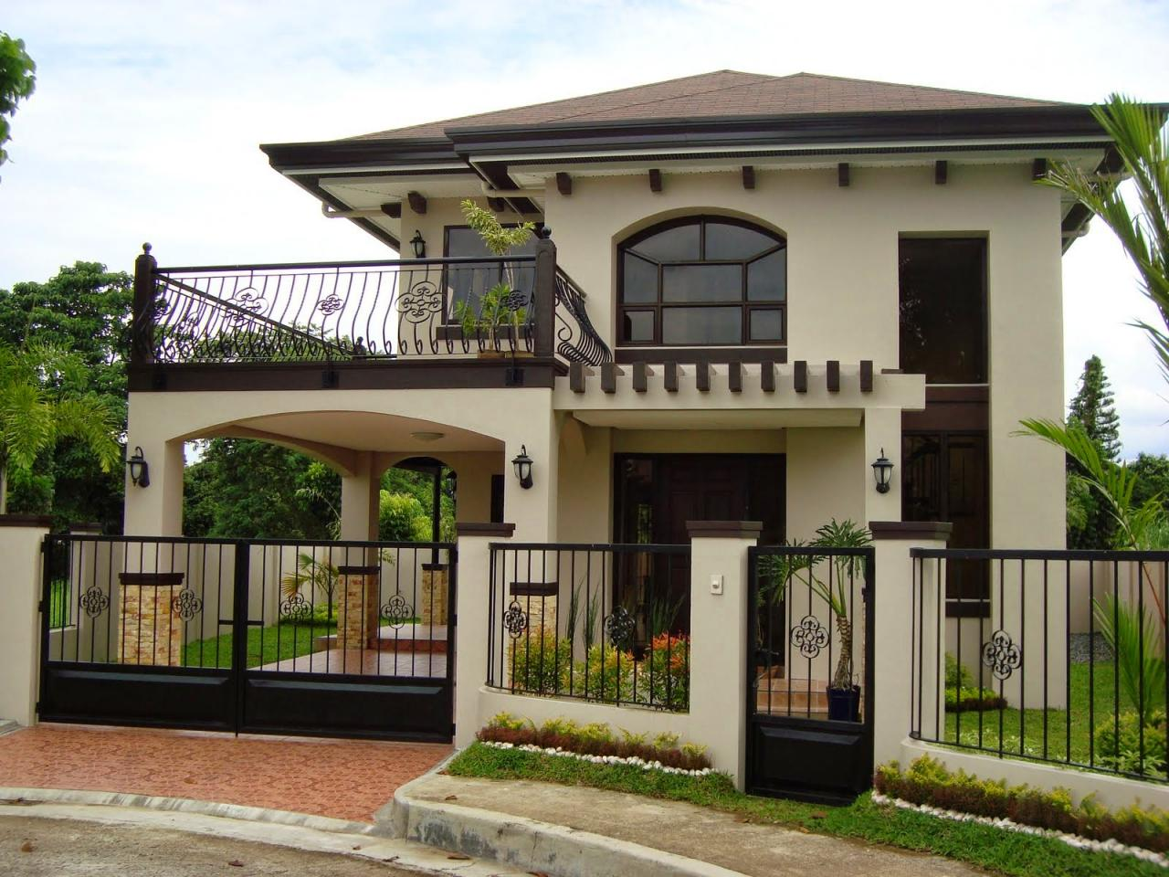 nice-small-two-story-house
